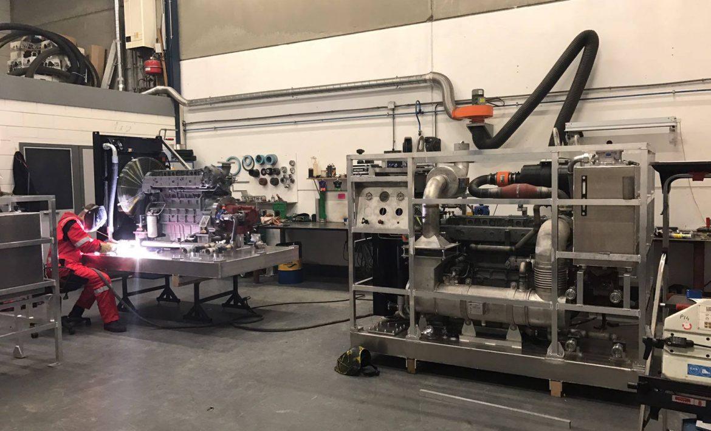 Pro Liquid Rental Fleet Expansion Workplace